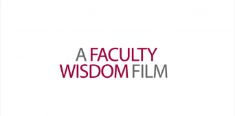 Faculty Wisdom: Best Practices for Building Relationships [VIDEO]