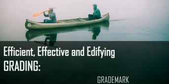 Efficient, Effective & Edifying Grading: GradeMark [WEBINAR SIMULCAST]