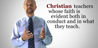 Integrating Faith and Learning: An Introduction [VIDEO]
