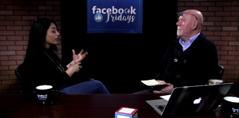 Facebook Fridays: Maggie Collins / Project Management S2 E2 [BROADCAST VIDEO]
