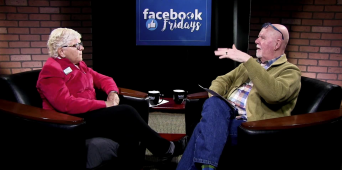 Facebook Fridays: Barbara Ihrke / School of Nursing S2 E8 [BROADCAST VIDEO]