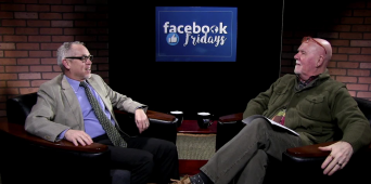 Facebook Fridays: Mike Manning / VPAA, College of Adult and Professional Studies S2 E9 [BROADCAST VIDEO]