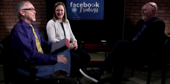 Facebook Fridays: Mike Manning and Erin Crisp S2 E10 [BROADCAST VIDEO]