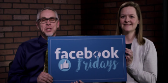 Facebook Fridays with Mike Manning and Erin Crisp: Open Educational Resources [PROMO VIDEO]