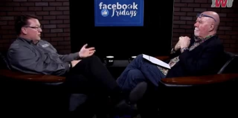 Facebook Fridays: David Rose S2 E11 [BROADCAST VIDEO]