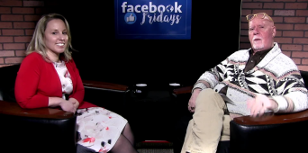 Facebook Fridays: Lana Kirk S2 E13 [BROADCAST VIDEO]
