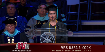 Commencement Stories: A Voice to the Voiceless [VIDEO]