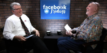 Facebook Fridays: David Wright / President, Indiana Wesleyan University S3 E1 [BROADCAST VIDEO]