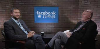 Facebook Fridays: Adam Binkerd [BROADCAST VIDEO S3 E6]