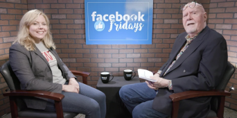 Facebook Fridays: Sandra Metzger [BROADCAST VIDEO S3 E3]