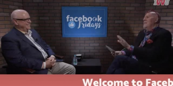 Facebook Fridays: Kevin Wachtel [BROADCAST VIDEO S3 E5]