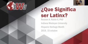 Nuestra Herencia: ¿Que Significa ser Latinx? [VIDEO]