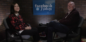 Facebook Fridays: Amber Reed [BROADCAST VIDEO S3 E10]