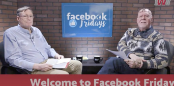 Facebook Fridays: Jim Freemyer [BROADCAST VIDEO S3 E11]