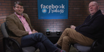 Facebook Fridays: Matt Lucas [BROADCAST VIDEO S3 E14]