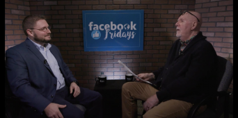 Facebook Fridays: Andy Miller [BROADCAST VIDEO S4 E1]
