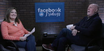 Facebook Fridays: Amber Simos [BROADCAST VIDEO S4 E9]